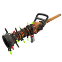 Unusual Festive Professional Killstreak Spark of Life Medi Gun (Well-Worn)