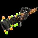 Festive Killstreak Spark of Life Medi Gun (Battle Scarred)