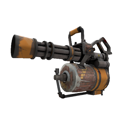 Unusual Specialized Killstreak Minigun