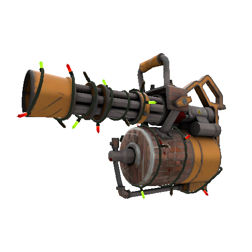 Strange Unusual Specialized Killstreak Minigun
