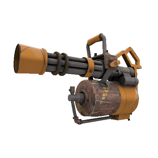 Unusual Killstreak Minigun