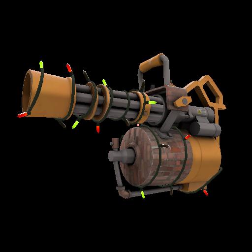Strange Specialized Killstreak Minigun