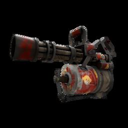 Citizen Pain Minigun (Battle Scarred)