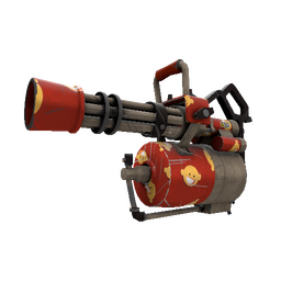 free tf2 item Citizen Pain Minigun (Minimal Wear)