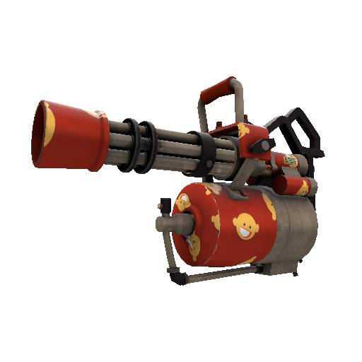 Killstreak Minigun