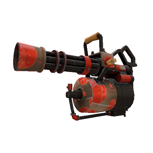Specialized Killstreak Minigun