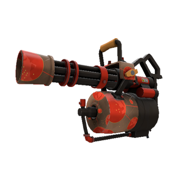 War Room Minigun TF2 Skin Preview