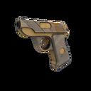 Hickory Hole-Puncher Pistol (Minimal Wear)