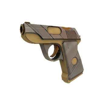Hickory Hole-Puncher Pistol TF2 Skin Preview