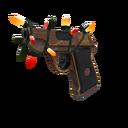 Festive Local Hero Pistol (Minimal Wear)