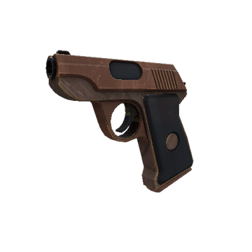 Local Hero Pistol TF2 Skin Preview