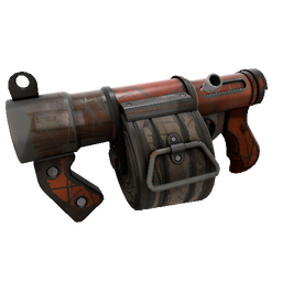 Rooftop Wrangler Stickybomb Launcher (Battle Scarred)