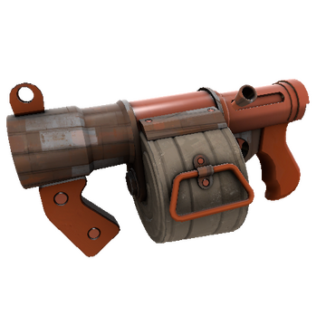 Rooftop Wrangler Stickybomb Launcher TF2 Skin Preview