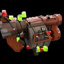 Festive Killstreak Rooftop Wrangler Stickybomb Launcher (Factory New)