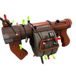 Festive Rooftop Wrangler Stickybomb Launcher (Factory New)