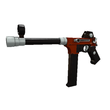 Team Sprayer SMG TF2 Skin Preview