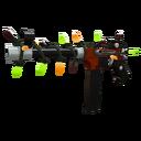 Festive Killstreak Team Sprayer SMG (Factory New)
