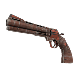 free tf2 item Mayor Revolver (Field-Tested)