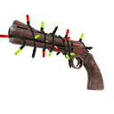 Festive Specialized Killstreak Mayor Revolver (Field-Tested)