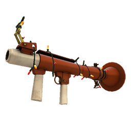 Strange Festive Specialized Killstreak Smalltown Bringdown Rocket Launcher (Factory New)