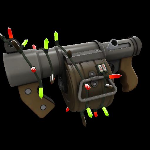 Strange Festivized Stickybomb Launcher