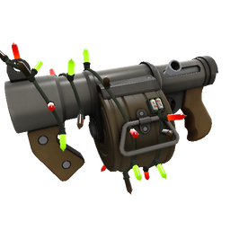 Festivized Specialized Killstreak Stickybomb Launcher