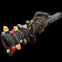 Strange Festive Blitzkrieg Medi Gun (Battle Scarred)
