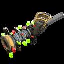 Strange Festive Specialized Killstreak Blitzkrieg Medi Gun (Minimal Wear)