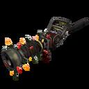 Strange Unusual Festive Corsair Medi Gun (Battle Scarred)