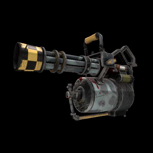 Strange Butcher Bird Minigun