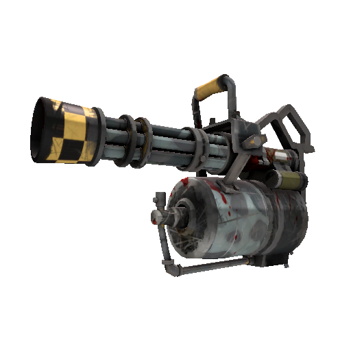 Butcher Bird Minigun
