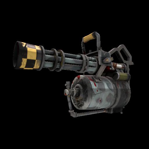 Unusual Minigun
