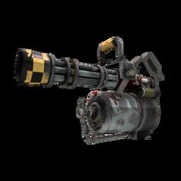 Strange Butcher Bird Minigun (Battle Scarred)