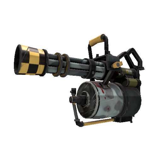 Unusual Professional Killstreak Minigun