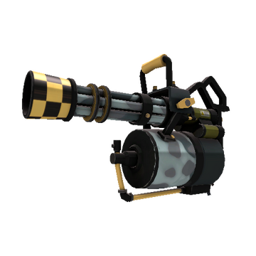 Butcher Bird Minigun TF2 Skin Preview