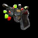 Strange Unusual Festive Blitzkrieg Pistol (Well-Worn)