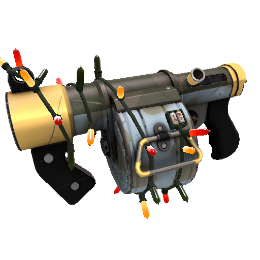 Unusual Killstreak Stickybomb Launcher