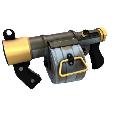 TF2 Skin - Blitzkrieg Stickybomb Launcher Skin Preview