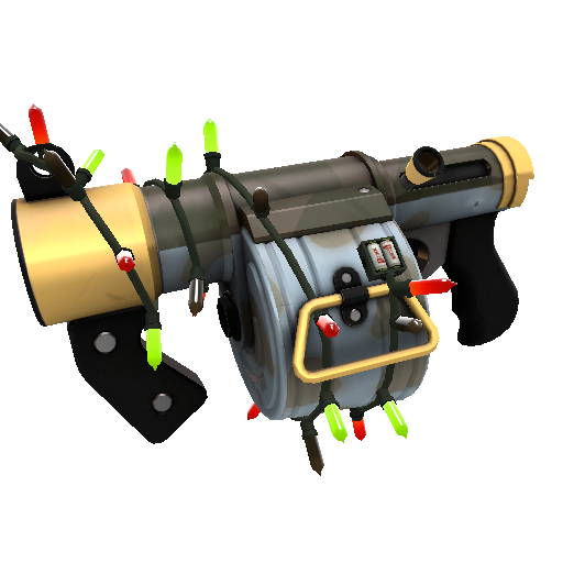 Sufficiently Lethal Specialized Killstreak Stickybomb Launcher