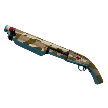 Red Bear Shotgun (Factory New)