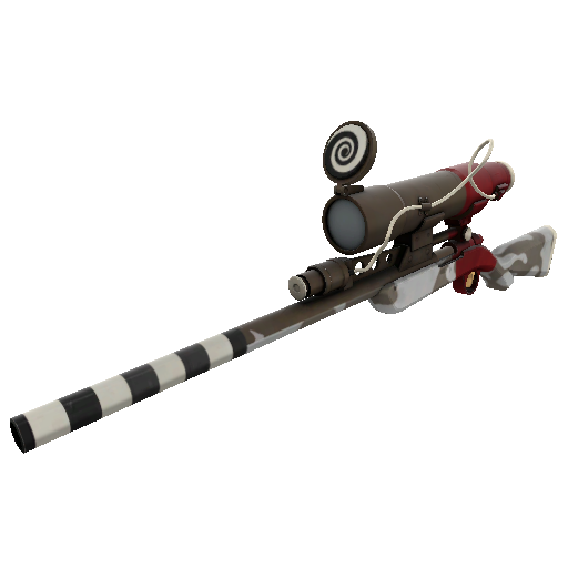 Unremarkable Professional Killstreak Sniper Rifle