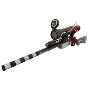 Airwolf Sniper Rifle TF2 Skin Preview