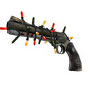 Strange Festive Blitzkrieg Revolver (Well-Worn)