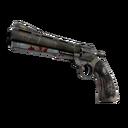 Blitzkrieg Revolver (Battle Scarred)