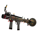 Strange Festive Warhawk Rocket Launcher (Well-Worn)