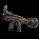 Strange Warhawk Rocket Launcher (Battle Scarred)