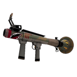 Specialized Killstreak Warhawk Rocket Launcher (Minimal Wear)