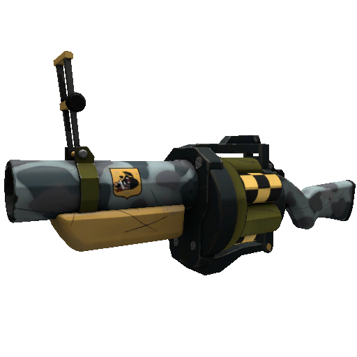 Unusual Grenade Launcher
