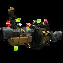 Festive Killstreak Butcher Bird Grenade Launcher (Field-Tested)