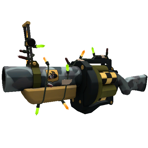 Strange Specialized Killstreak Grenade Launcher